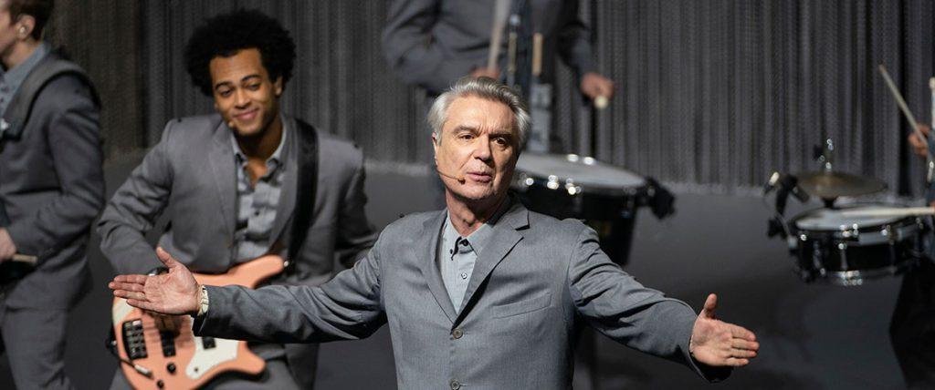 รีวิวเรื่อง David Byrne's American Utopia